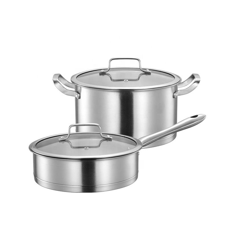 casserole set, 3pcs set, 5 pcs set