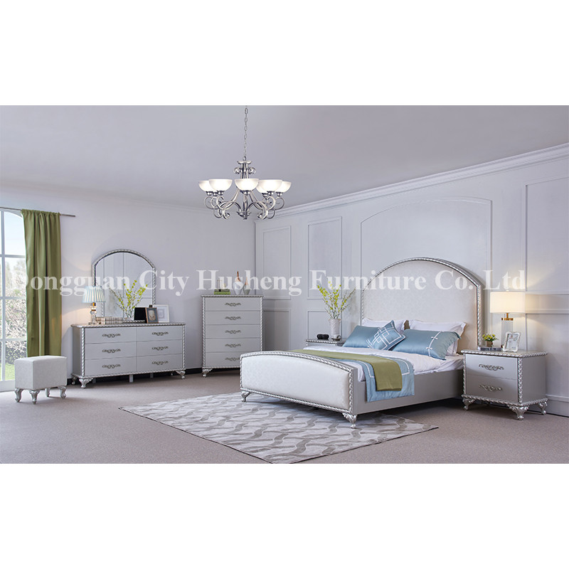 2020 New Arrival Modern Design Bedroom Furniture with Competitive Price Made in China