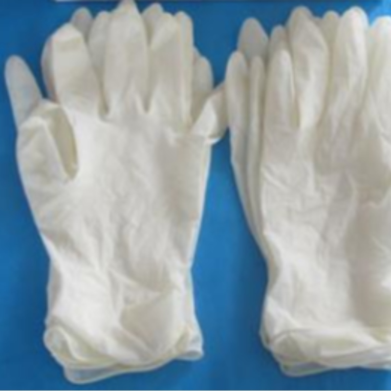 Surgical  nitrile gloves disposable medical