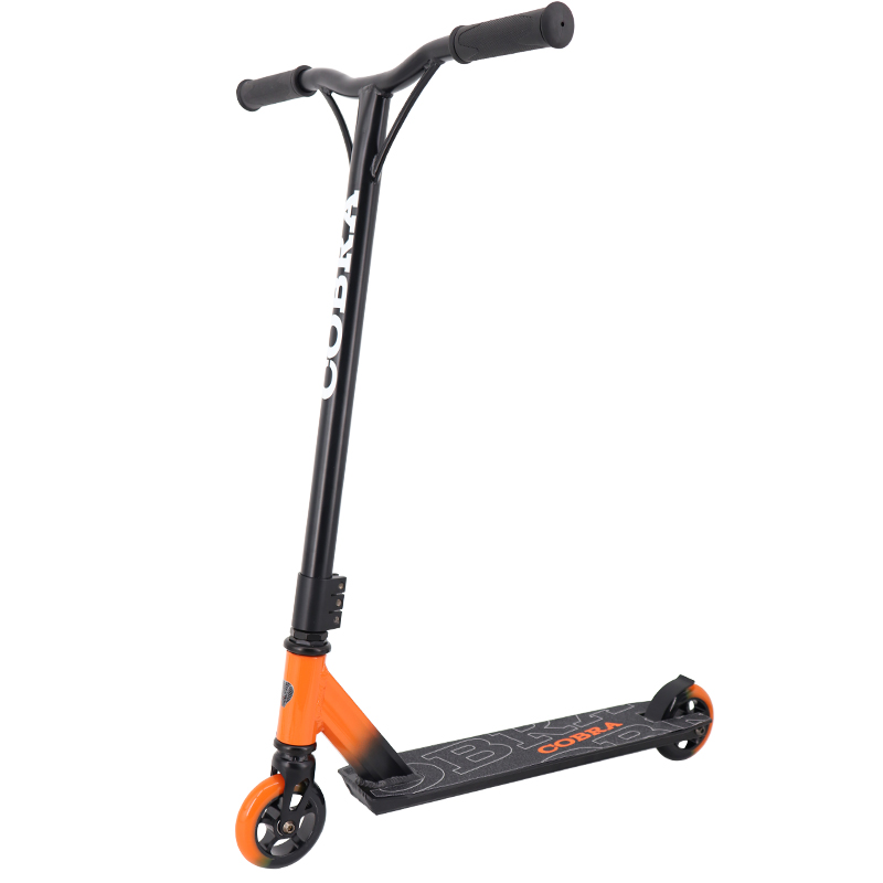 new cheap stunt scooter (two colour orange)