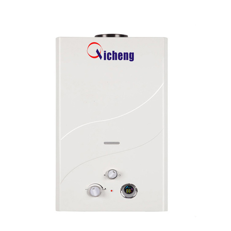 10L bathroom take shower gas water heater