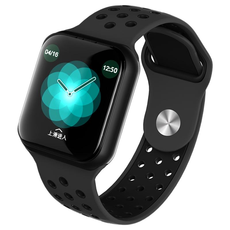 Smart watch  Smart sports bracelet F8 ( JYDA368)  Heart rate detection  Detection of sleep  Level  IP67 waterproof