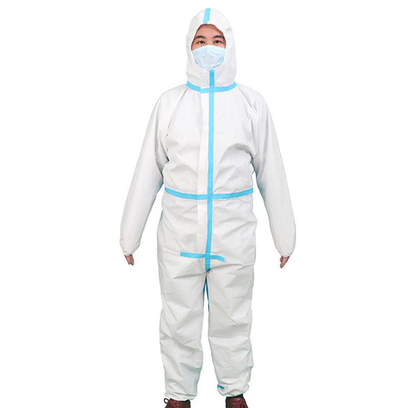 Antiviral Hazmat Suit