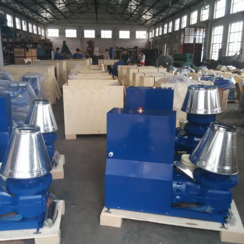 Forestry Waste Pellet Mill Sawdust Pellet Machine