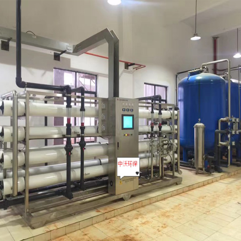30 tons/hour secondary reverse osmosis pure water system