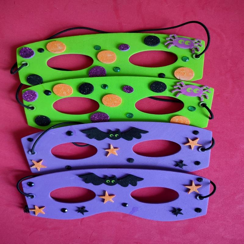 Foam glasses EVA patch