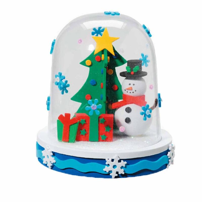 Foam snowman Foam chistmas tree Foam Gingerbread man