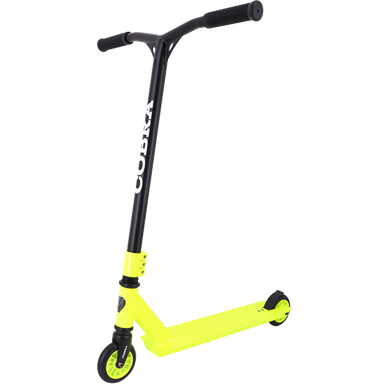 new cheap stunt scooter (neon)