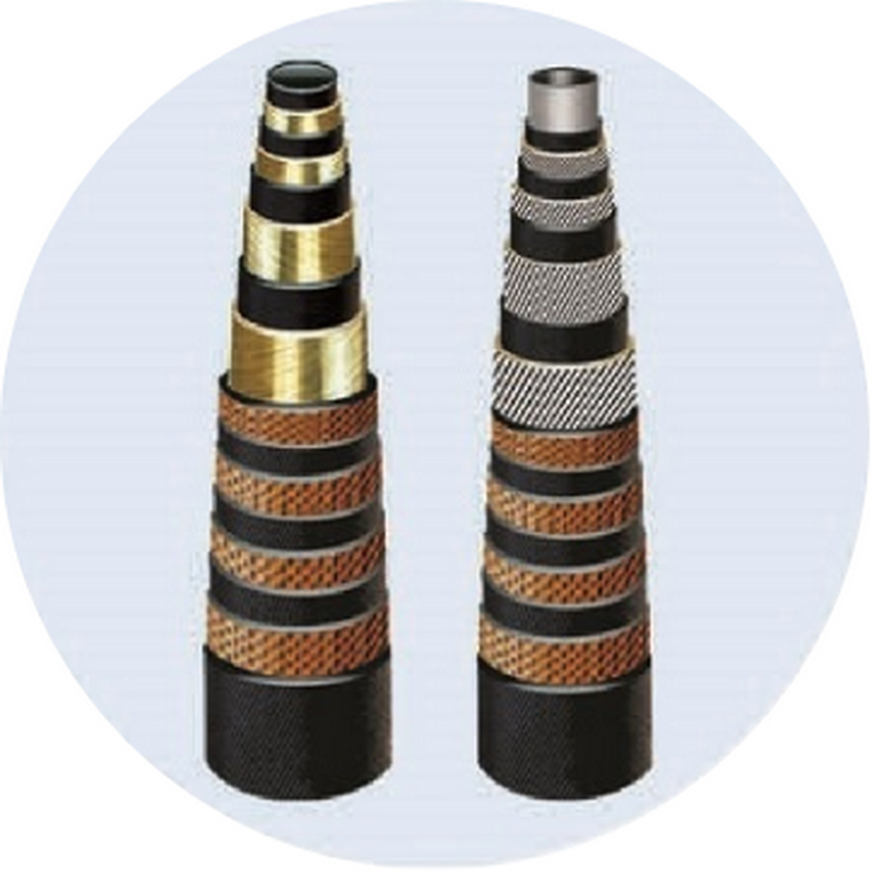High strength drilling hose