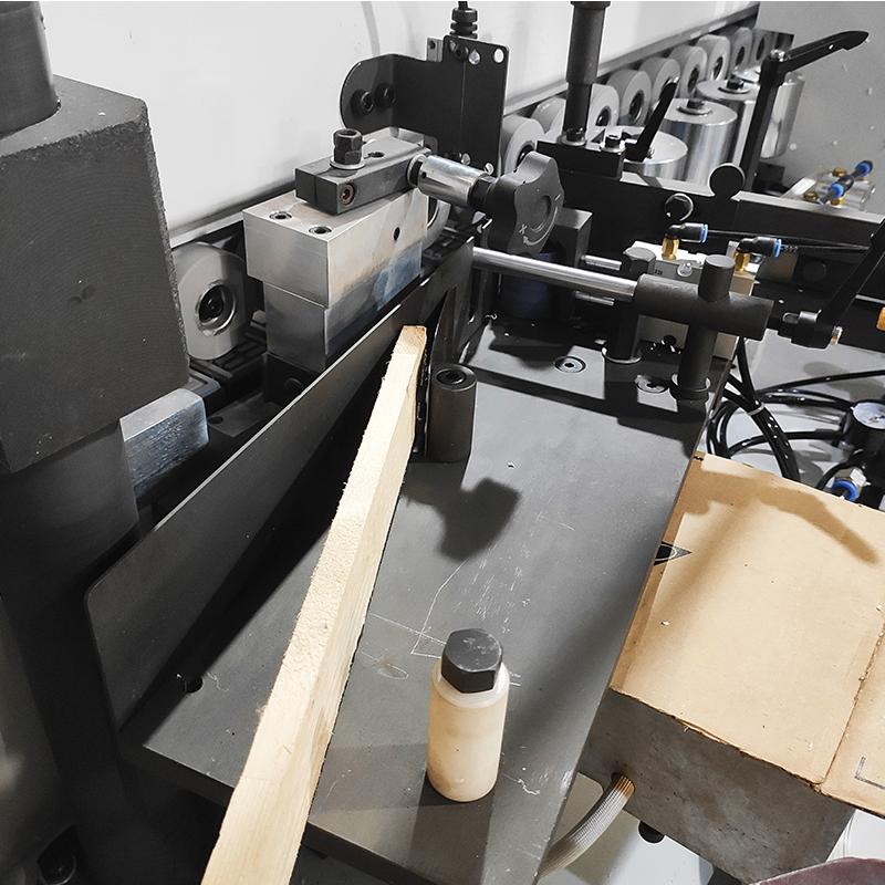 WE604 Automatic Edge Banding Machine
