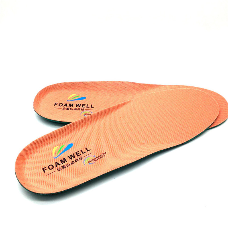 Polylite GRS Sustainable recycled foam insole