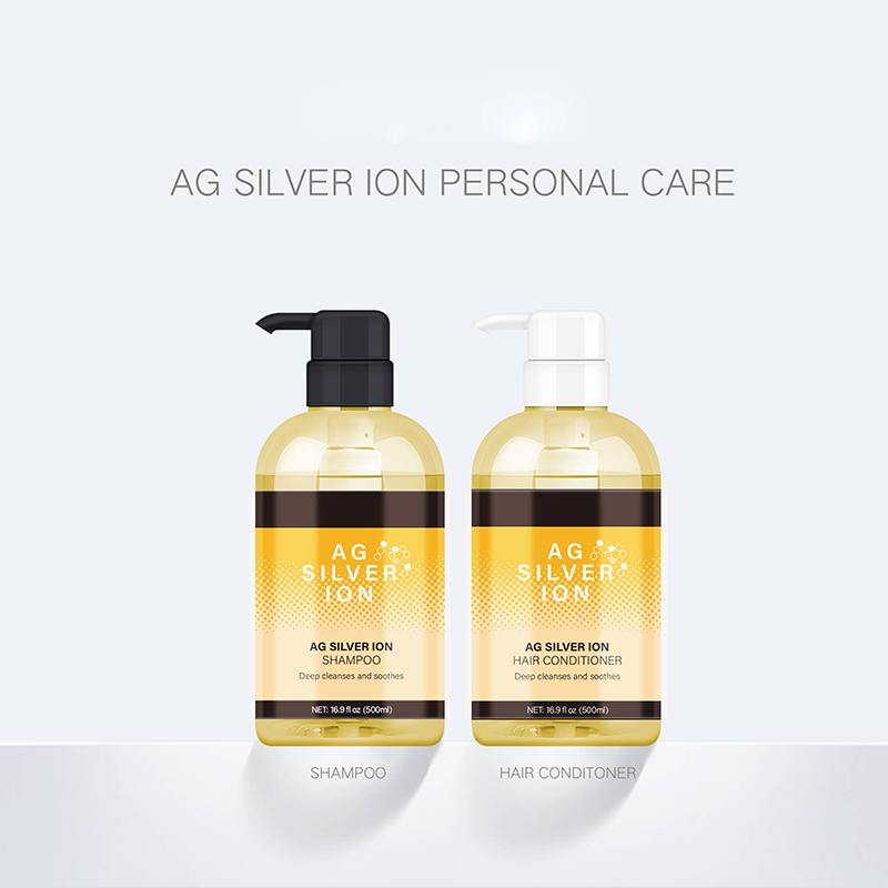 Ag silver ion personal care