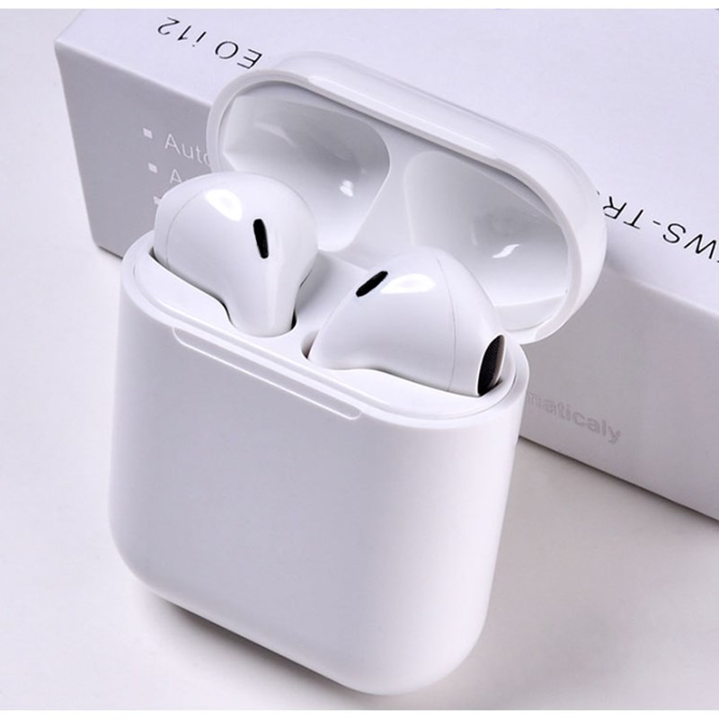 Wireless earphones  blue tooth 5.0 touch control wireless charging blue tooth headset earbuds