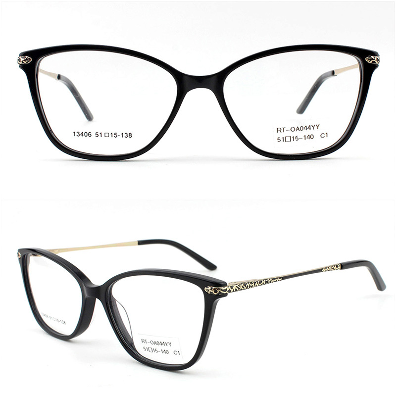 RT-OA044YY 51-15-140 material:Acetate/Handmade & metal combination