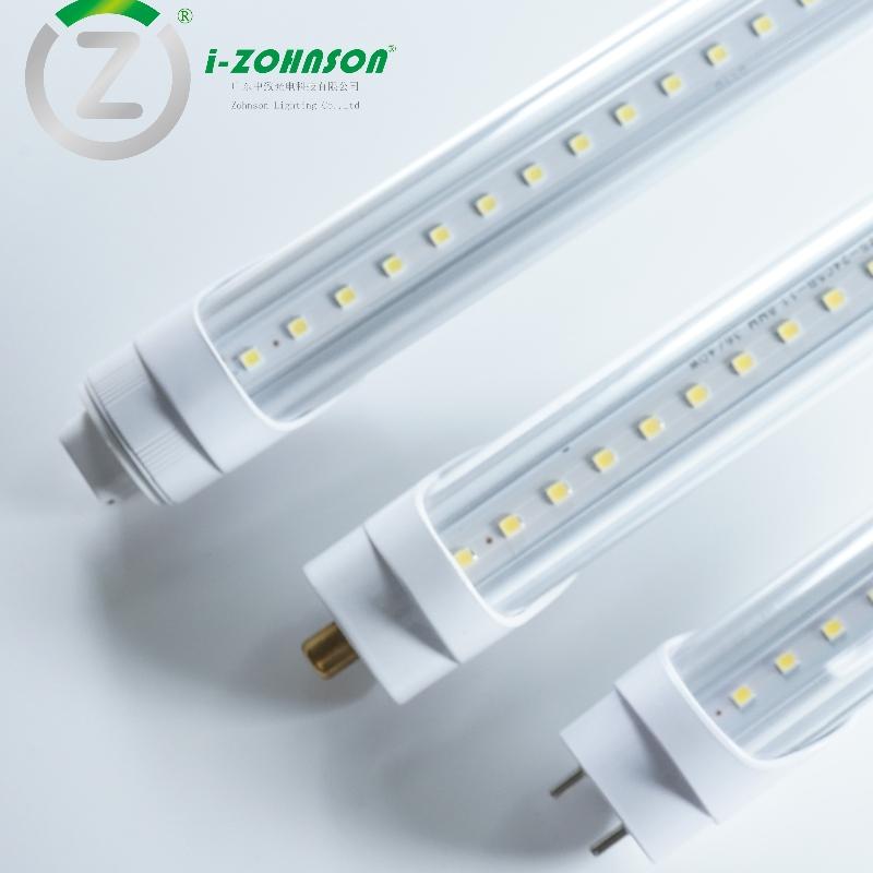 100-347V 8FT LED Tube for Canada market