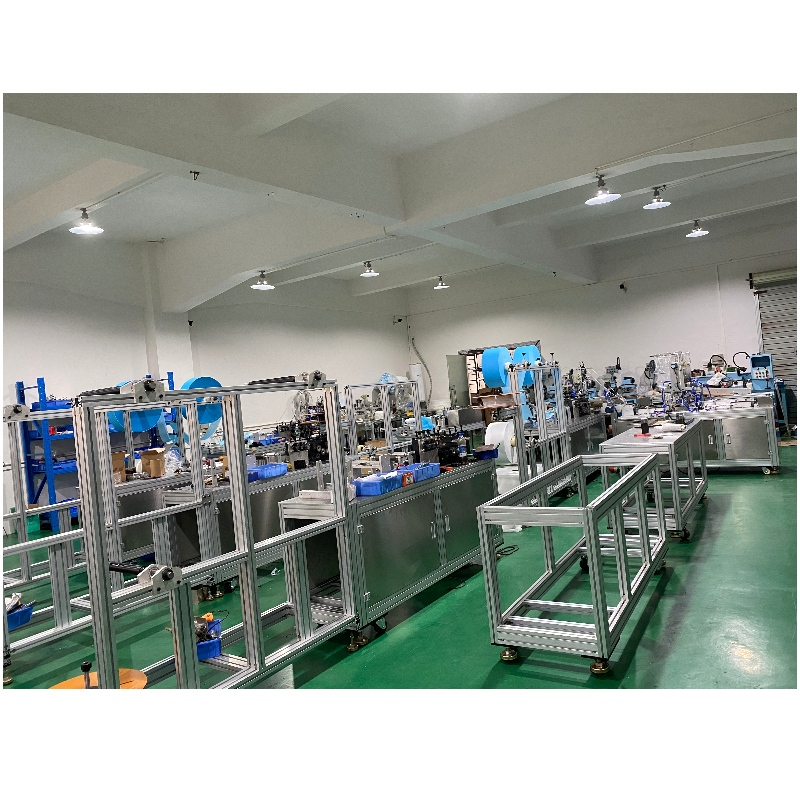 Classification and main application scope of plane mask machine