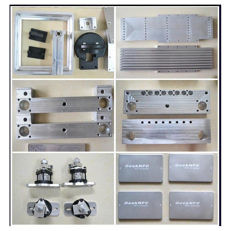 CNC parts processing