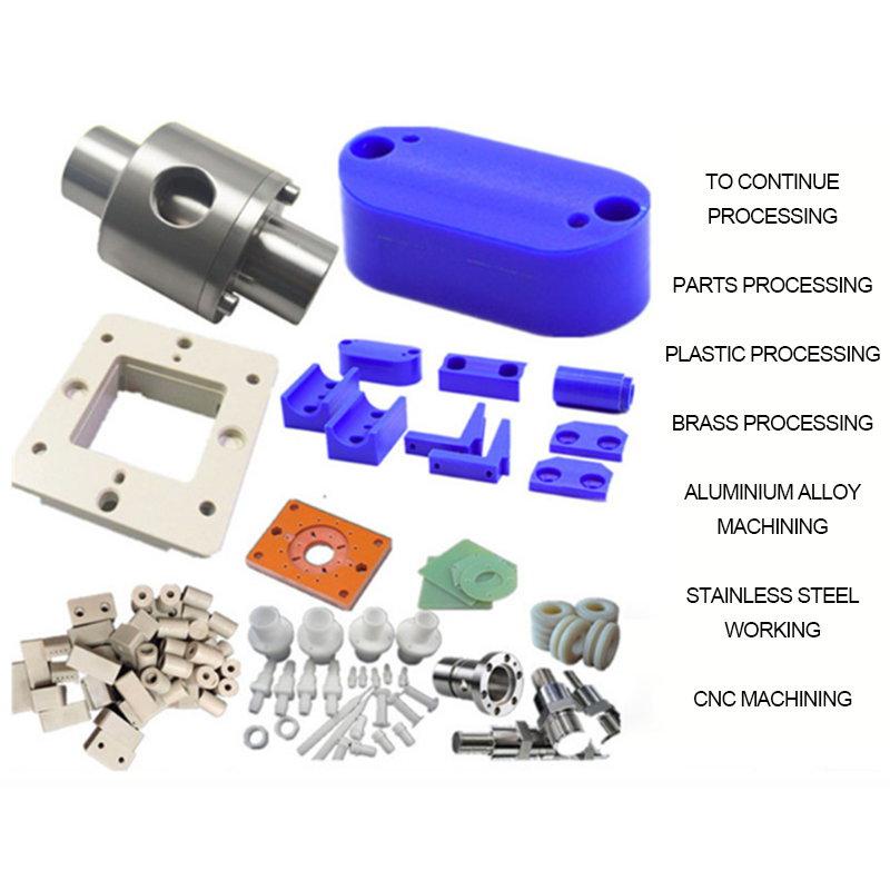 CNC material processing