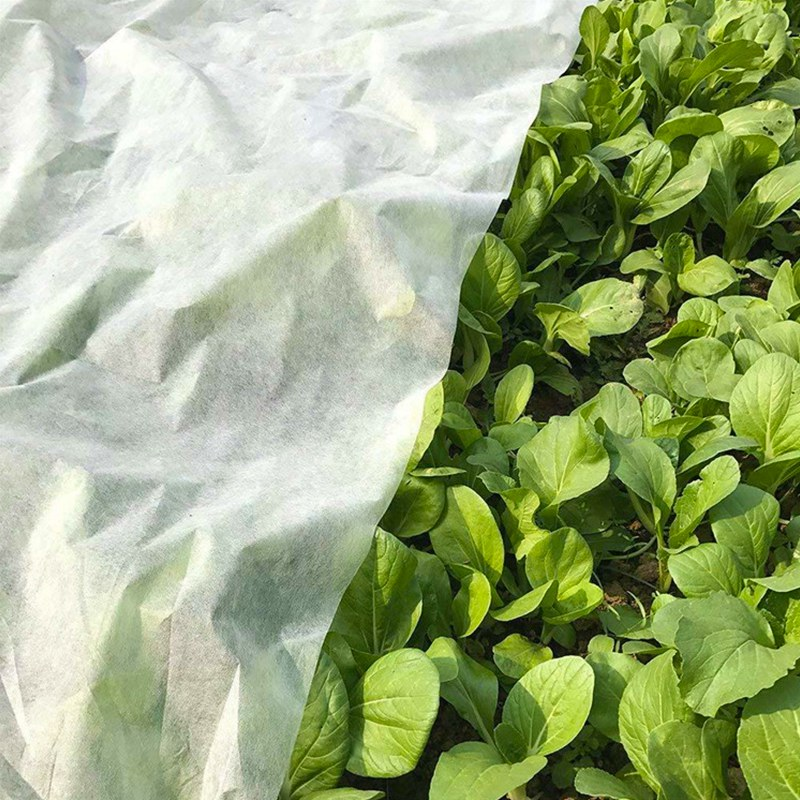 PP Nonwoven Agriculture Cover Geotextile Planting Grow Bags Fabric For Garden Products