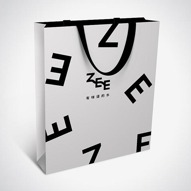 Paper bag printing customization