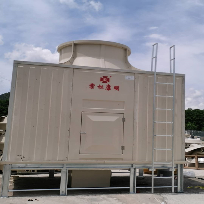 Precautions for maintenance of cooling tower