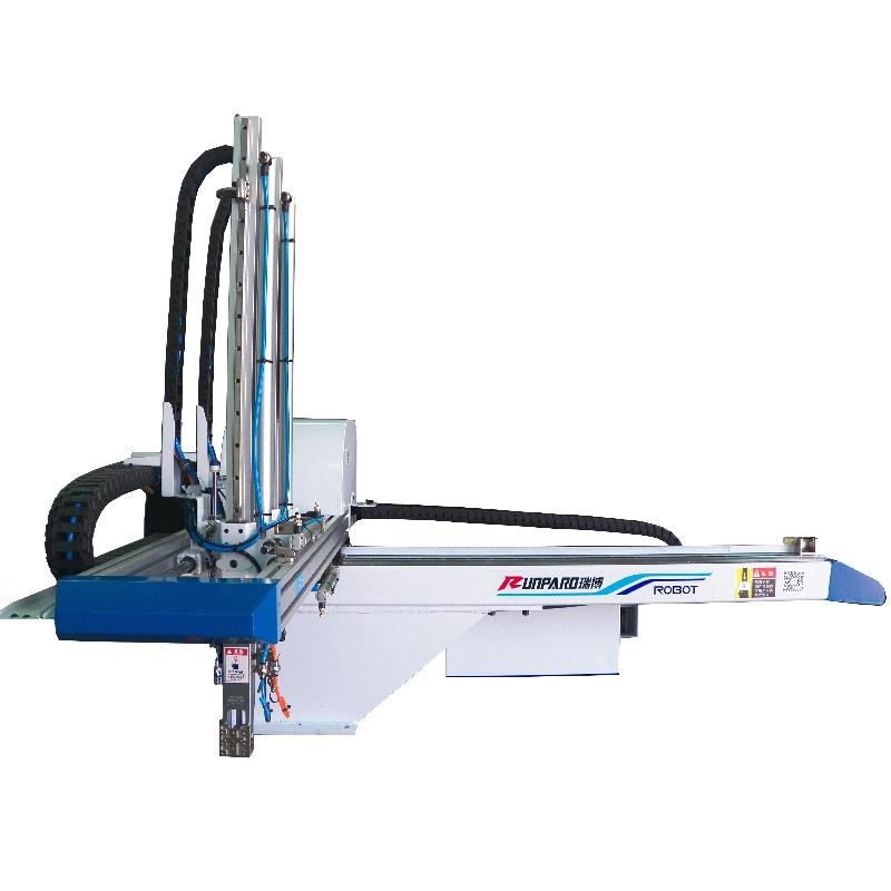 Horizontal arm industrial robot