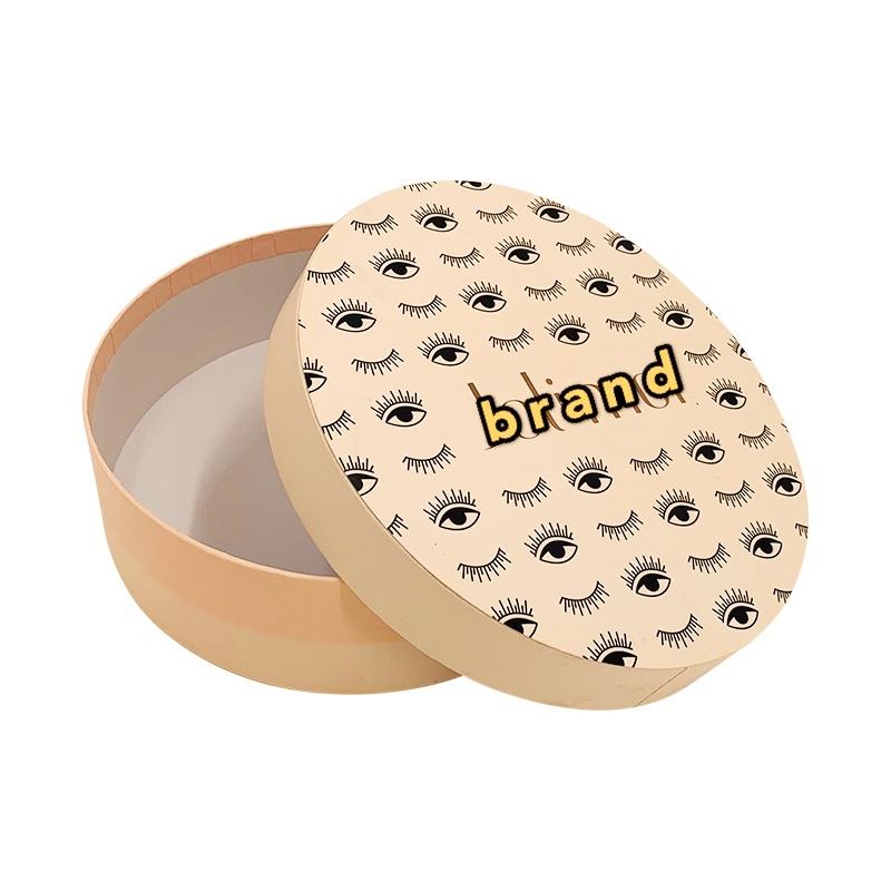 Elegant Design Circle Gift Box Cardboard Box Round