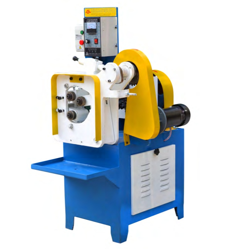 HB-35 automatic hollow pipe thread rolling machine diameter 12-35mm in China